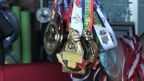 'Demir Bilek' Fatih, 7 Yıllık Spor Hayatına 25 Madalya Sığdırdı