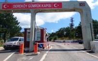 Dereköy Gümrük Kapısı  İçin Çalışmalar Başlıyor
