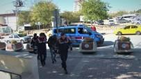 Elazığ'da Hırsızlık Şüphelisi 3 Şahıs Yakalandı