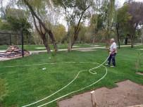 Elmalık'ta Park Çalışmaları Devam Ediyor
