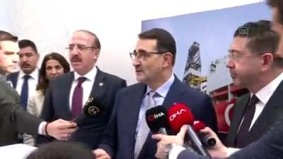 Enerji ve Tabii Kaynaklar Bakanı Dönmez: Fatih gemisi kısa sürede sondaja başlayacak