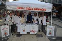 Fatsa'da Organ Bağışı Etkinliği