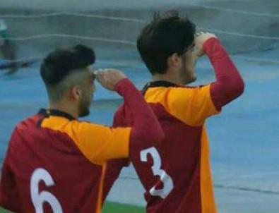 Galatasaray'ın gençleri, Real Madrid'i rahat geçti!