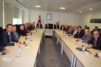 ORHAN AYDIN - Gaziantep'ten Savunma Sanayi İçin Ankara'ya Çıkarma