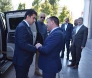 İl Emniyet Müdürü Yaman'dan Başkan Beyoğlu'na Ziyaret