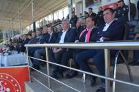 Isparta 32 Spor Başkanı Yazgan Açıklaması 'Isparta'mız Profesyonel Ligi Hak Ediyor'