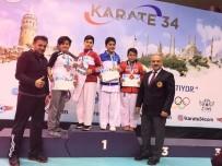 Ispartalı Karateciler, Karate 34 Süper Ligi'nden 10 Madalya İle Döndü