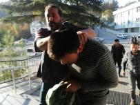 İstanbul'dan Getirdiği Eroinle Yakalandı