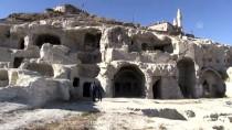 Kapadokya'da Tesadüfen Bulunan Tarihi Yerleşim Turizme Kazandırılıyor
