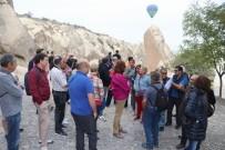 GÖREME - Kapadokya Rekora Koşuyor