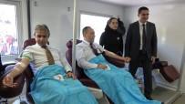 Kırıkkale'de 4 Ayrı Noktada Kan Bağış Etkinliği Düzenlendi