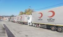 Konya'dan Gönderilen Tıbbi Yardımlar Novi Pazar'a Ulaştı