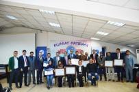Konya SMMMO'da Ruhsat Dağıtım Töreni