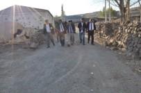 Küçükboğaz Köyünü Kilit Parke Yol Yapımı Tamamlandı