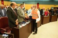 LÖSEV Yeleği Giyip, Maske Takarak Meclis Toplantısını Yaptılar