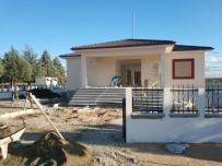 Lüleburgaz'daki Aile Sağlığı Merkezi İnşaatı Devam Ediyor