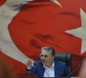 Muratpaşa Belediyesi'nin Kasım Ayı Olağan Meclisi