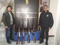 Muş'ta Kaçak Avcılara Rekor Ceza