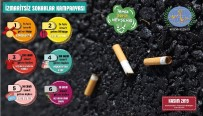 Nevşehir Belediyesinden Ödüllü Sigara İzmariti Toplama Kampanyası