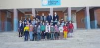 Nusaybin'de Öğrenciler, Lösemi Hastalarına Destek İçin Maske Taktı