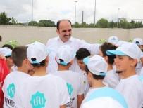 Öğrenciler Atabey Gençlik Kampında Bilimle Tanışıyor