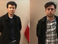 Osman Karakaya ve Cihan Özkan 7 yıl altışar ay hapse çarptırıldı