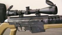 Özel Sektörden Yerli Yarı Otomatik Keskin Nişancı Tüfeği