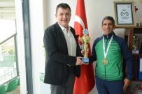 CENGIZ ERGÜN - Şampiyon İstanbul'dan Da Birincilikle Döndü