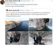 Sanatçı Metin Şentürk, Elazığ'ın Saklı Kanyonlarını Paylaştı, Herkesi Gülümsetti