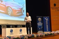 SAÜ'de Otomotivin Geleceği Konuşuldu
