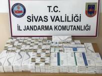 7 Bin 130 Paket Kaçak Sigara Ele Geçirildi