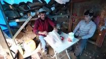 KÜMBET - Ahlat Taşının Nemrut'un Eteklerinden Yapılara Uzanan Zorlu Yolculuğu