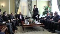 SELAMI ALTıNOK - AK Parti Genel Başkanvekili Numan Kurtulmuş Açıklaması