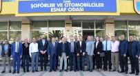 AK Parti Sürekli'den Esnafa Tam Destek