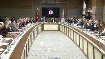 İSTİŞARE TOPLANTISI - AK Partili Durgut Açıklaması 'Kapalı Alanlarda Yüzde 100 Dumansız Alanın Temin Edilmesi Gerekiyor'