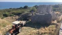 KUMKUYU - Akkale Antik Liman Yerleşimi Kazıları Başladı