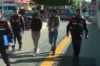 Antalya'da Kendi Vatandaşını Darp Edip Cep Telefonunu Alan 2 Kırgız Gözaltında