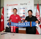 HAMBURG - Antalyaspor Alman Medyasını Misafir Etti