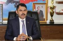 Bakan Murat Kurum, Kozlu Belediyesi'ni Ziyaret Etti
