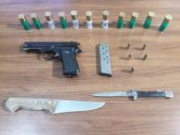 AÇIK CEZAEVİ - Balıkesir'de Polis Silaha Savaş Açtı