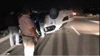 Bandırma'da Kaza Ucuz Atlatıldı