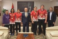 Başkan Kayda, Milli Judocuları Altınla Ödüllendirdi