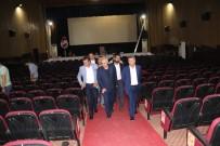 Belediye Sinema Salonunda Tadilat Çalışması
