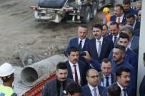 Çevre Ve Şehircilik Bakanı Kurum, Selahaddin Camii İnşaatını İnceledi