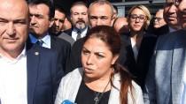CHP'li Zeynep Altıok 'Cumhurbaşkanına Hakaret' Suçundan Hakim Karşısına Çıktı
