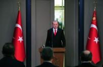 BUDAPEŞTE - Cumhurbaşkanı Erdoğan Açıklaması 'Türkiye Gibi DEAŞ İle Mücadele Eden İkinci Bir Ülke Yok'