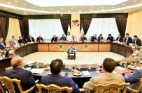 DAKA İran Masası Ve Yüksekova TSO'dan Urumiye Ticaret Odasına Ziyaret