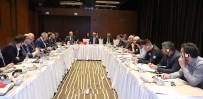 İSTANBUL VALİLİĞİ - Dev Final İçin Emniyet Ve Güvenlik Toplantısı Riva'da Yapıldı