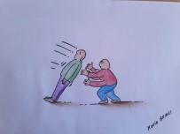 Edremitli Öğrenci Karikatür Dalında Birinci Oldu