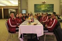 Elazığ ASKF, Süper Lig Ekibini Ağırladı